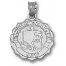"California (Davis) Aggies ""Seal"" Pendant - Sterling Silver Jewelry"