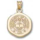 "Dayton Flyers ""Seal"" Pendant - 14KT Gold Jewelry"