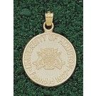 """Houston Cougars """"Seal"""" 3/4"""" Pendant - 14KT Gold Jewelry"""