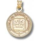 "Minnesota Golden Gophers ""Seal"" Pendant - 14KT Gold Jewelry"