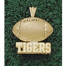 "Memphis Tigers ""Tigers Football"" Pendant - 14KT Gold Jewelry"