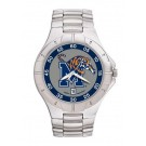 Memphis Tigers NCAA Men's Pro II Watch with Stainless Steel Bracelet
