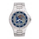 Memphis Tigers NCAA Men's Pro II Watch with Stainless Steel Bracelet