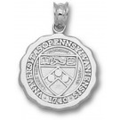 "Pennsylvania Quakers ""Seal"" Pendant - Sterling Silver Jewelry"