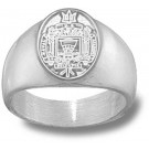 "Navy Midshipmen ""Seal"" Ladies' Ring Size 7 - Sterling Silver Jewelry"