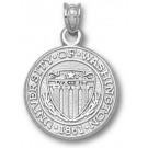 "Washington Huskies ""Seal"" Pendant - Sterling Silver Jewelry"