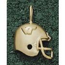 "Virginia Tech Hokies ""VT Helmet"" Pendant - 10KT Gold Jewelry by"