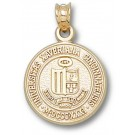 """Xavier Musketeers """"Seal"""" Pendant - 14KT Gold Jewelry"""