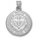 """Youngstown State Penguins """"Seal"""" Pendant - Sterling Silver Jewelry"""