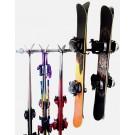 Ski / Snowboard Rack from Monkey Bar Storage by