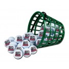 Alabama Crimson Tide Golf Ball Bucket (36 Balls)