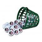 Florida State Seminoles Golf Ball Bucket (36 Balls)