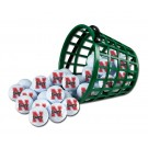 Nebraska Cornhuskers Golf Ball Bucket (36 Balls)