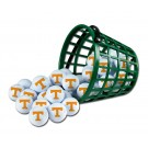 Tennessee Volunteers Golf Ball Bucket (36 Balls)