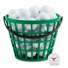 Texas Longhorns Golf Ball Bucket (36 Balls)