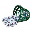 Cleveland Cavaliers Golf Ball Bucket (36 Balls)