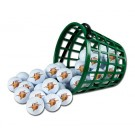 Golden State Warriors Golf Ball Bucket (36 Balls)