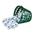 Washington Wizards Golf Ball Bucket (36 Balls)