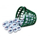 Buffalo Bills Golf Ball Bucket (36 Balls)