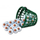 Cleveland Browns Golf Ball Bucket (36 Balls)