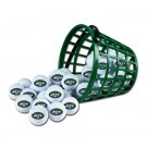 New York Jets Golf Ball Bucket (36 Balls)