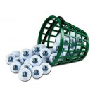 Dallas Mavericks Golf Ball Bucket (36 Balls)