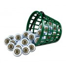 Boston Bruins Golf Ball Bucket (36 Balls)