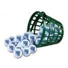 New York Rangers Golf Ball Bucket (36 Balls)