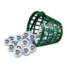 Pittsburgh Penguins Golf Ball Bucket (36 Balls) by