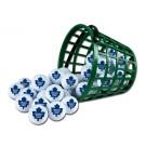 Toronto Maple Leafs Golf Ball Bucket (36 Balls) by