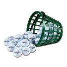 Washington Capitals Golf Ball Bucket (36 Balls)