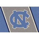 "North Carolina Tar Heels ""NC"" 22"" x 33"" Team Door Mat"