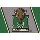 "Marshall Thundering Herd ""M"" 22"" x 33"" Team Door Mat"