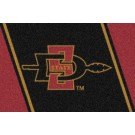 "San Diego State Aztecs 22"" x 33"" Team Door Mat"