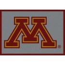 """Minnesota Golden Gophers 22"""" x 33"""" Team Door Mat"""