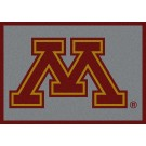 Minnesota Golden Gophers 5' x 8' Team Door Mat by