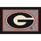 "Georgia Bulldogs ""G"" 5' x 8' Team Door Mat by"