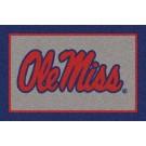 "Mississippi (Ole Miss) Rebels 22"" x 33"" Team Door Mat"