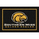 "Southern Mississippi Golden Eagles 22"" x 33"" Team Door Mat"