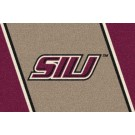 "Southern Illinois Salukis ""SIU"" 2'8""x 3'10"" Team Spirit Area Rug"