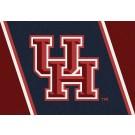 """Houston Cougars 22"""" x 33"""" Team Door Mat"""