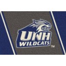 "New Hampshire Wildcats 2'8"" x 3'10"" Team Spirit Area Rug"