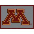 "Minnesota Golden Gophers 7' 8"" x 10' 9"" Team Spirit Area Rug by"