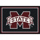 "Mississippi State Bulldogs 7' 8"" x 10' 9"" Team Spirit Area Rug by"
