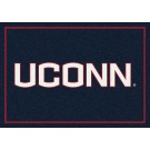 "Connecticut Huskies 7' 8"" x 10' 9"" Team Spirit Area Rug by"