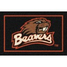 "Oregon State Beavers 7' 8"" x 10' 9"" Team Spirit Area Rug by"