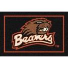 "Oregon State Beavers 7' 8"" x 10' 9"" Team Spirit Area Rug by"