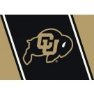 "Colorado Buffaloes 7' 8"" x 10' 9"" Team Spirit Area Rug by"