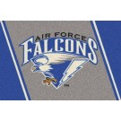 "Air Force Academy Falcons 2'8"" x 3'10"" Team Spirit Area Rug"