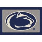 "Penn State Nittany Lions ""Logo"" 5'4""x 7' 8"" Team Spirit Area Rug"